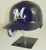 MILWAUKEE BREWERS New Style Lefty MLB Batting Helmet