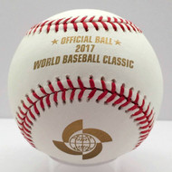 World Baseball Classic 2017 Official Rawlings WBC Baseball in box