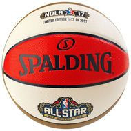 Spalding NBA 2017 ALL-STAR Game Limited Edition Money Ball Basketball