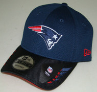 NEW ENGLAND PATRIOTS New Era 9FORTY NFL ADJUSTABLE BASEBALL HAT / CAP