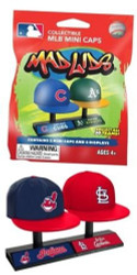 Mad Lids - MLB Series 1 - BLIND PACKS (5 Pack Lot) by Party Animal Teenymates