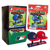 Mad Lids - MLB Series 1 - BOX (24 Blind Packs) by Party Animal Teenymates