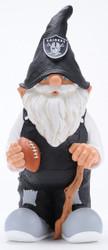 NFL Oakland Raiders Garden Gnome