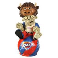 NBA Oklahoma City Thunder Resin Thematic Zombie Figurine
