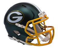 Green Bay Packers Riddell Speed Mini Helmet - Blaze Alternate
