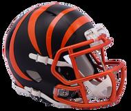 Cincinnati Bengals Riddell Speed Mini Helmet - Blaze Alternate