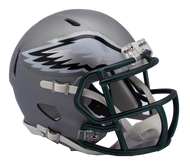 Philadelphia Eagles Riddell Speed Mini Helmet - Blaze Alternate