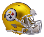 Pittsburgh Steelers Riddell Speed Mini Helmet - Blaze Alternate