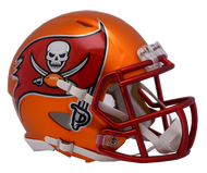 Tampa Bay Buccaneers Riddell Speed Mini Helmet - Blaze Alternate