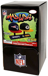Mad Lids - NFL Series 1 - BOX (32 Blind Packs)