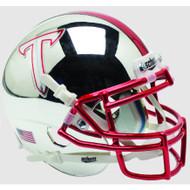 Troy State Trojans Alternate Chrome Schutt Mini Authentic Helmet
