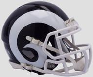Los Angeles Rams New 2017 Logo Revolution Speed Mini Helmet