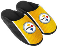 Pittsburgh Steelers NFL Adult Mens Sizes Jersey Slide Slippers