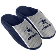 Dallas Cowboys NFL Adult Mens Sizes Jersey Slide Slippers