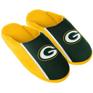 Green Bay Packers NFL Adult Mens Sizes Jersey Slide Slippers