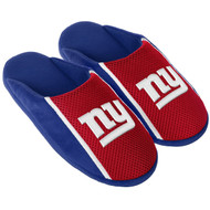 New York Giants NFL Adult Mens Sizes Jersey Slide Slippers