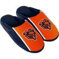 Chicago Bears NFL Adult Mens Sizes Jersey Slide Slippers