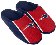New England Patriots NFL Adult Mens Sizes Jersey Slide Slippers