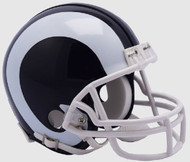Los Angeles Rams Riddell Mini Helmet