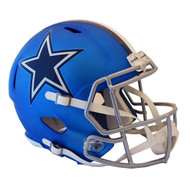 Dallas Cowboys Riddell Replica Full Size Helmet - Blaze Alternate
