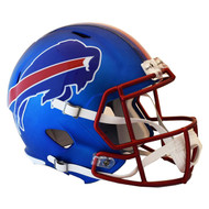 Buffalo Bills Riddell Replica Full Size Helmet - Blaze Alternate
