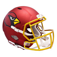 Arizona Cardinals Riddell Replica Full Size Helmet - Blaze Alternate
