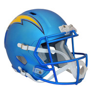 Los Angeles Chargers Riddell Replica Full Size Helmet - Blaze Alternate