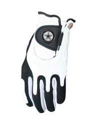 Zero Friction NFL Dallas Cowboys White Golf Glove, Left Hand