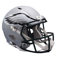 Philadelphia Eagles Riddell Replica Full Size Helmet - Blaze Alternate