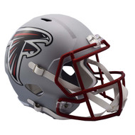 Atlanta Falcons Riddell Replica Full Size Helmet - Blaze Alternate