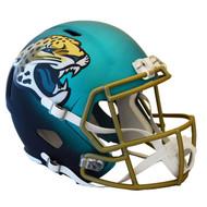 Jacksonville Jaguars Riddell Replica Full Size Helmet - Blaze Alternate