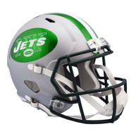 New York Jets Riddell Replica Full Size Helmet - Blaze Alternate
