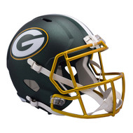 Green Bay Packers Riddell Replica Full Size Helmet - Blaze Alternate