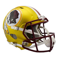 Washington Redskins Riddell Replica Full Size Helmet - Blaze Alternate