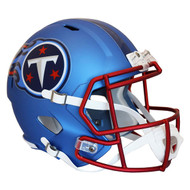 Tennessee Titans Riddell Replica Full Size Helmet - Blaze Alternate