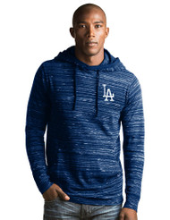 Los Angeles Dodgers Men's Antigua Hooded Pullover Hoodie