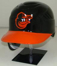 Baltimore Orioles Road Rawlings REC Full Size Baseball Batting Helmet - Coolflo Style