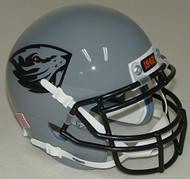 Oregon State Beavers Alternate Grey Schutt Authentic Mini Helmet