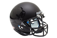 Missouri Tigers Alternate Blackout Black Schutt Mini Authentic Helmet