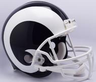 Los Angeles Rams New 2017 Riddell Full Size Authentic Proline Helmet