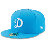 Men's Los Angeles Dodgers New Era Blue 2017 Players Weekend 59FIFTY Fitted Hat