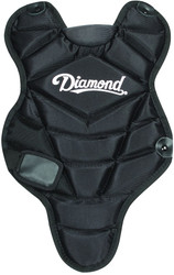 "Diamond Youth Baseball Catcher's Chest Protector - Extra Small (10"")"
