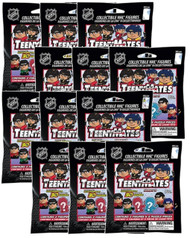 Party Animal NHL TeenyMates Series 3 Figurines Mystery Packs (12 Packs)