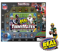 "The Party Animal Teenymates 1"" NFL Collectible Figures Player Quarterback Gift Set"