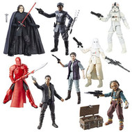 Star Wars The Black Series 6-Inch Action Figure Wave 13 Complete Set