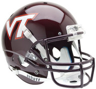 Virginia Tech Hokies Schutt Full Size Replica Helmet