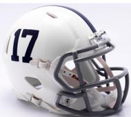 Penn State Nittany Lions 2017 SPEED Riddell Full Size Replica Helmet