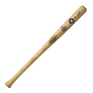 "Louisville Slugger 2017 World Series Match-Up Dueling Natural 18"" Mini Souvenir Bat"