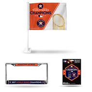 Houston Astros MLB 2017 World Series Championship Auto Pack