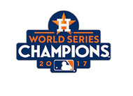 Houston Astros 2017 World Series Champions Official Lapel Pin